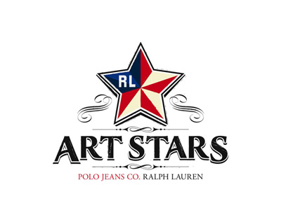 Fupete art stars logo Polo Jeans Co. Ralph Lauren Art Stars