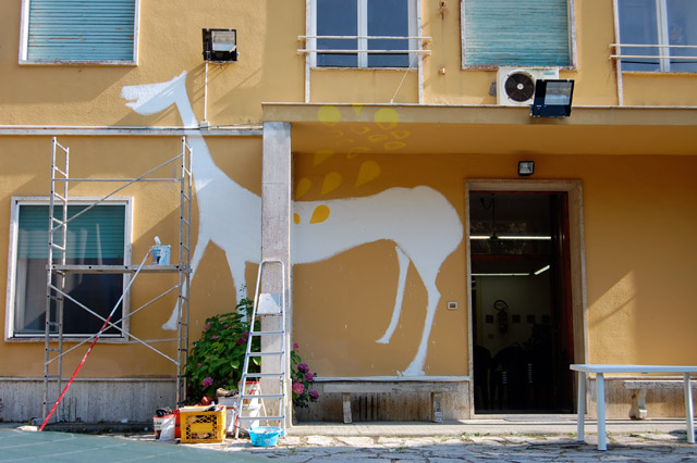 Fupete fupete marcocavallo pac180 livorno, in progress