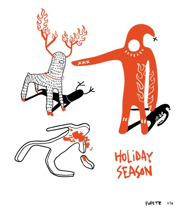 Fupete fupete holidayseason holiday season