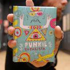 PUNKIE TOTALISTA — 240 pages monographic book published by ROJO®, 2008