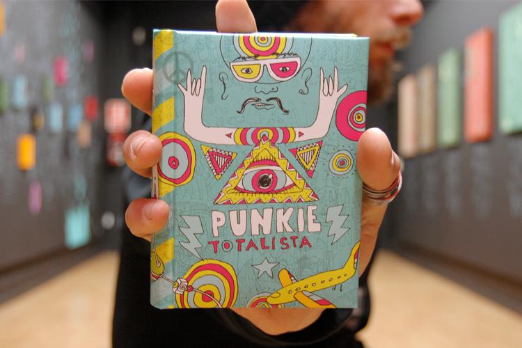Fupete 18 fupete punkiebook BOOK: Punkie Totalista