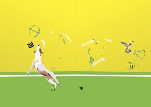 SOCCER — Adidas Soccer special project, ROJO® magazine, 2005