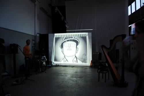 video screenings —Jorge Alderete