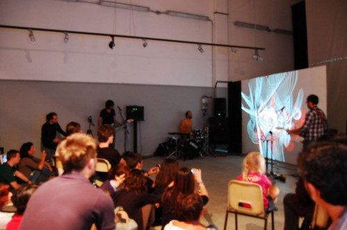 FOCO —audio visual concert by Fupete and the Pentolino's Orchestra
