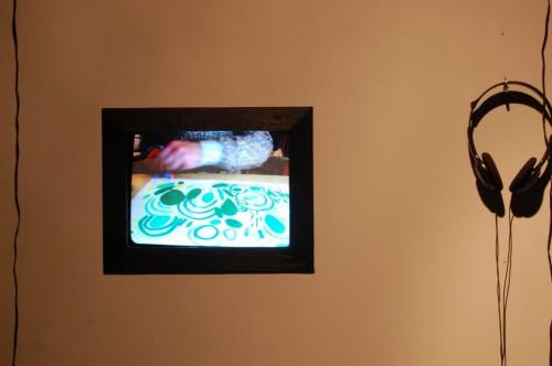video screenings LCD —Jon Burgerman