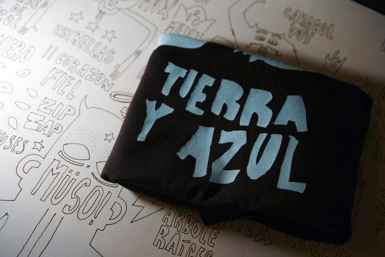 Fupete fupete 32 Tierra Y Azul 2008