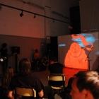 FOCO THEORY —live audio visual concert at Drawing(a)live Festival, Viareggio 2011