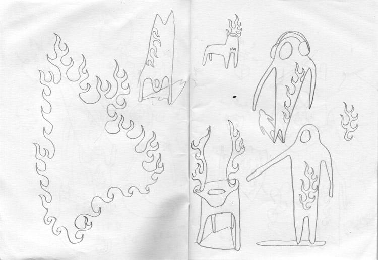 Fupete fupete foco disegni004 Foco Theory 2010 2012