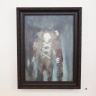 PIRATE —acrylic on canvas, 2009