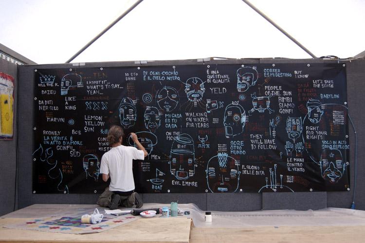 Fupete fupete blacksummer 05 Neo Glyphs 2008 2009