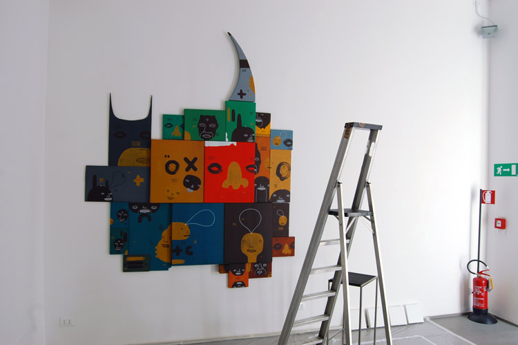 Fupete fupete headempty 04 Neo Glyphs 2008 2009