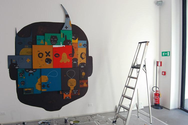 Fupete fupete headempty 11 Neo Glyphs 2008 2009