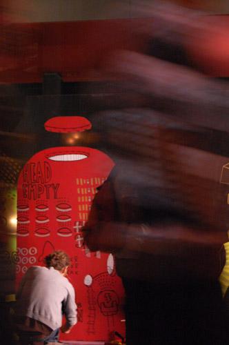 Fupete fupete reinasofia 03 Neo Glyphs 2008 2009