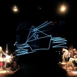 FOCO THEORY — live audio visual concert at Teatro di Lari 2011 // research