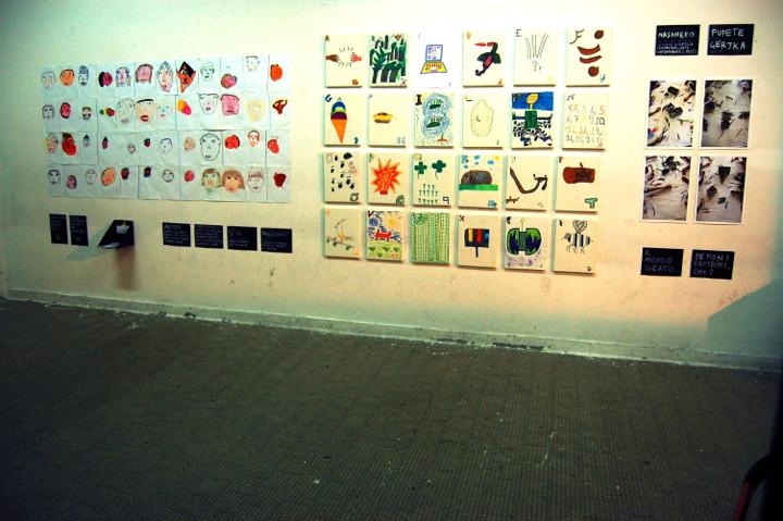 Fupete fupete pecci workshop  5 Workshops 2007 2011