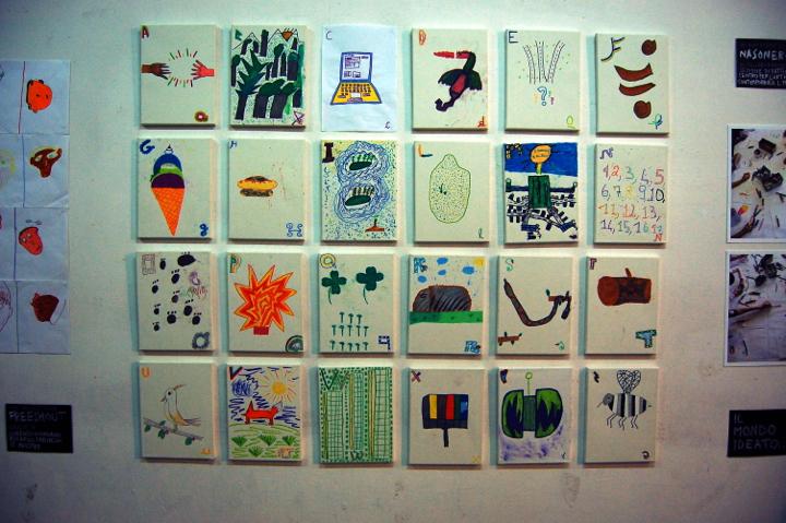 Fupete fupete pecci workshop  6 Workshops 2007 2011
