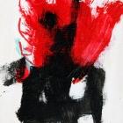 HIM —acrylics on canvas, 2012