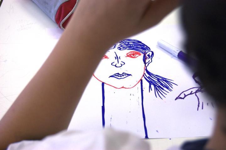 Fupete fupete drawingalive workshop 2 Workshops 2007 2011
