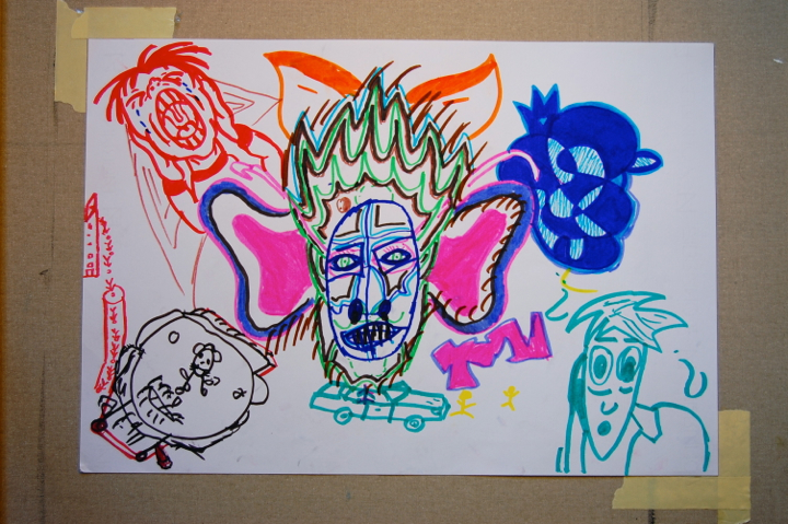 Fupete fupete drawingalive workshop opere 1 Workshops 2007 2011