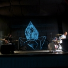 FOCO THEORY — live audio visual concert at Glue Alternative Concept Space, Firenze 2012