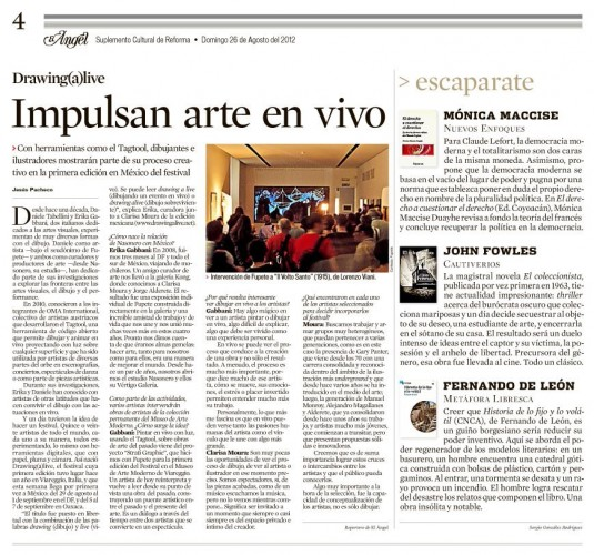 Fupete 225108 482894248395381 530094820 n 535x500 El Angel/Reforma, Mexico 2012