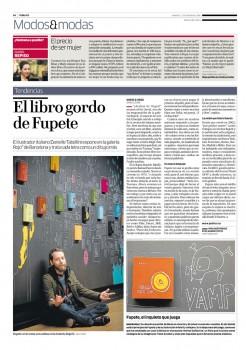 Fupete fupete press publico2008 246x350 Público, Spain 2008
