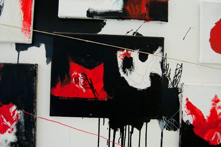 Fupete fupete brucia 18 Brucia (Trans. Burn) 2012