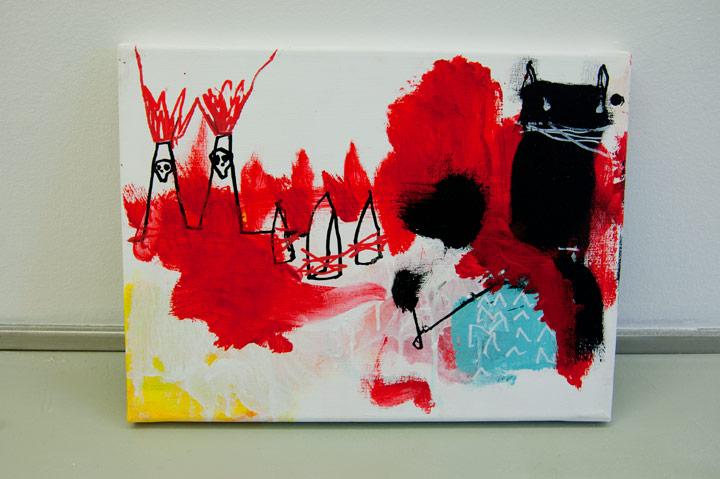 Fupete fupete brucia 22 Brucia (Trans. Burn) 2012
