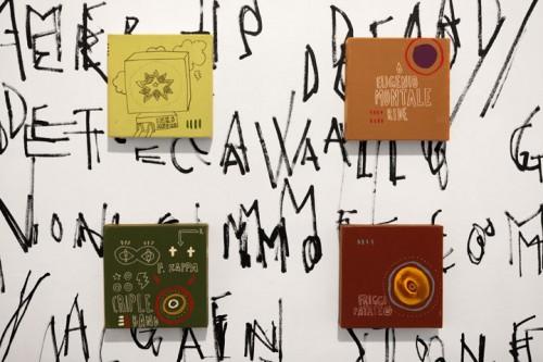 VAGABONDAGE — installation, retrospective at NOPX, Torino 2013