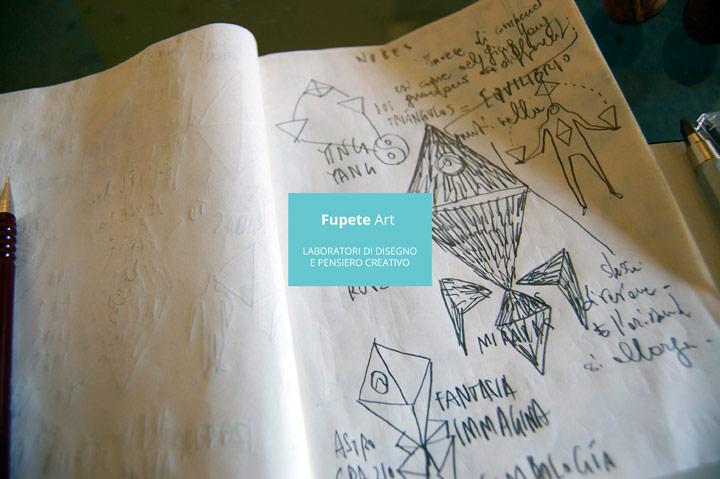 Fupete fupete lab disegno 3 720 Calendar updated
