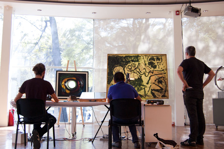 Fupete Fupete MAMexico2012 wip 01 Strati Graphie 2011 2012