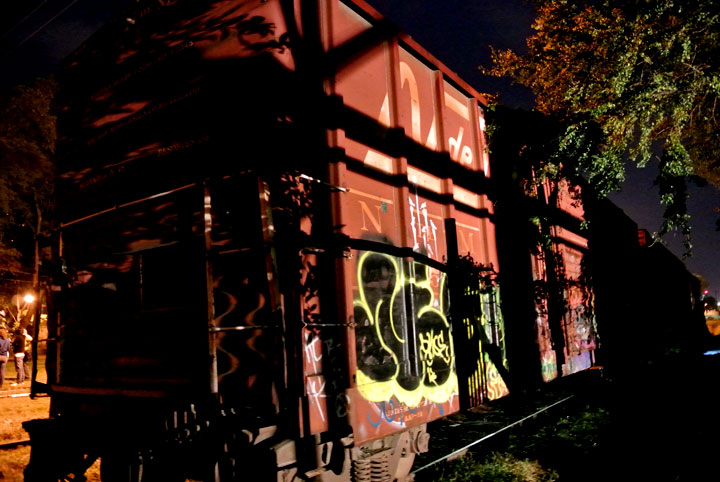 Fupete Fupete TwinTones Ferrocarril 2012 01 Twin Tones 2012
