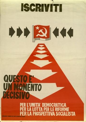 Fupete Oriano1 360x512 Rosso Creativo. Oriano Niccolai. 50 Anni di Manifesti.