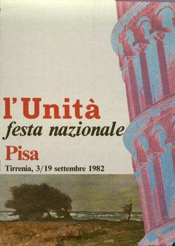 Fupete Oriano3 360x506 Rosso Creativo. Oriano Niccolai. 50 Anni di Manifesti.