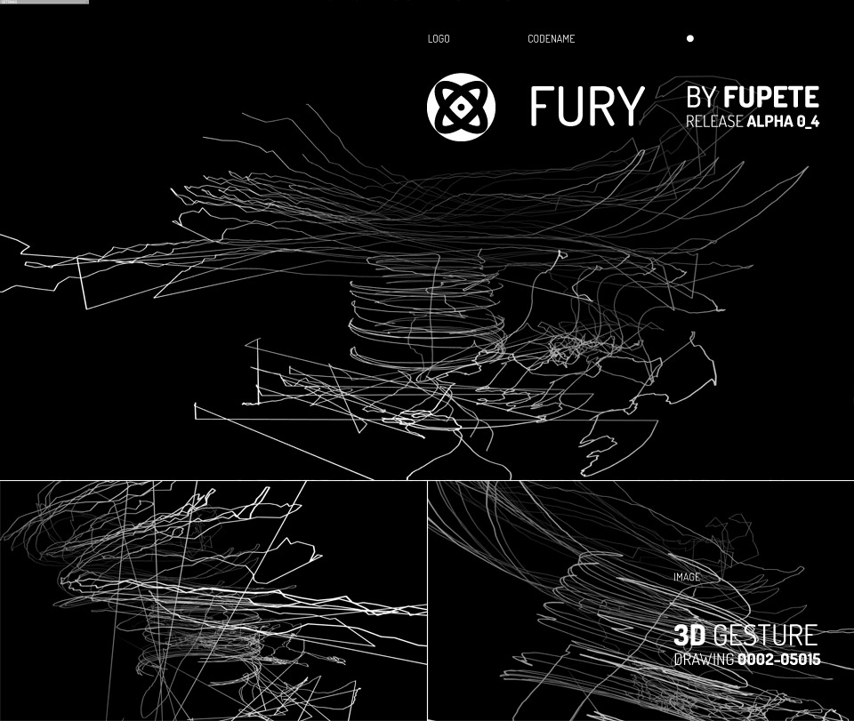 Fupete FURY 0002 3D GESTURE DRAWING 0001 3